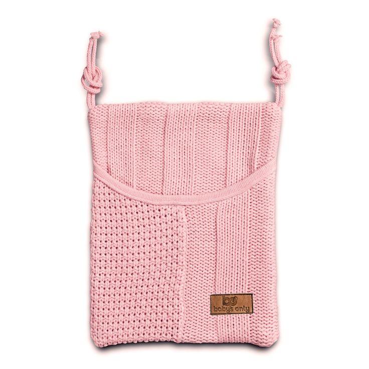 Baby's Only decoratiezakje stoer baby roze uit de online shop van Babyaccessoires.eu. In allerlei kleuren en prints.