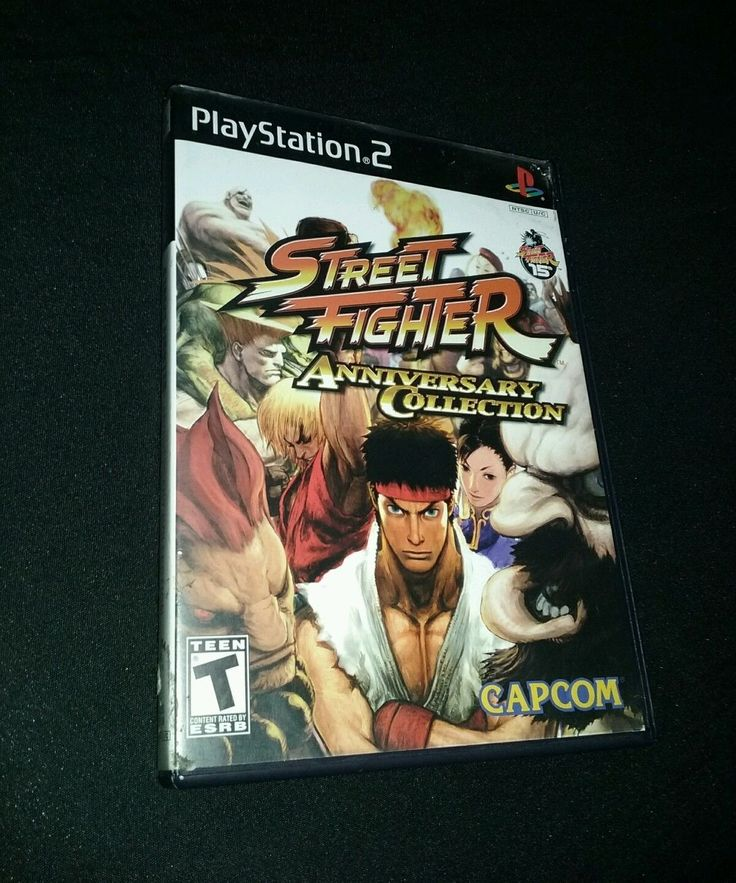 News Street Fighter Anniversary Collection Playstation 2    Street Fighter Anniversary Collection Playstation 2   Price : 12.99  Ends on : 2016-03-12 07:55:50  View on eBay   ... http://showbizlikes.com/street-fighter-anniversary-collection-playstation-2/