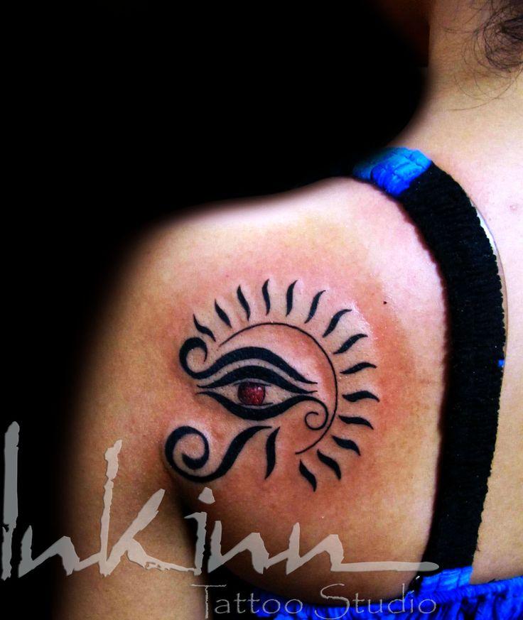 Best Tribal Tattoo Designs Gallery in Delhi by InkInn Tattoo Studio. Get tribal tattoos on your body by tattoo artist Max.  http://www.inkinn.com/gallery/tribal-tattoos.php