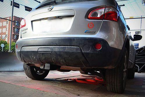 Tiro de Arrastre Nissan Qashqai