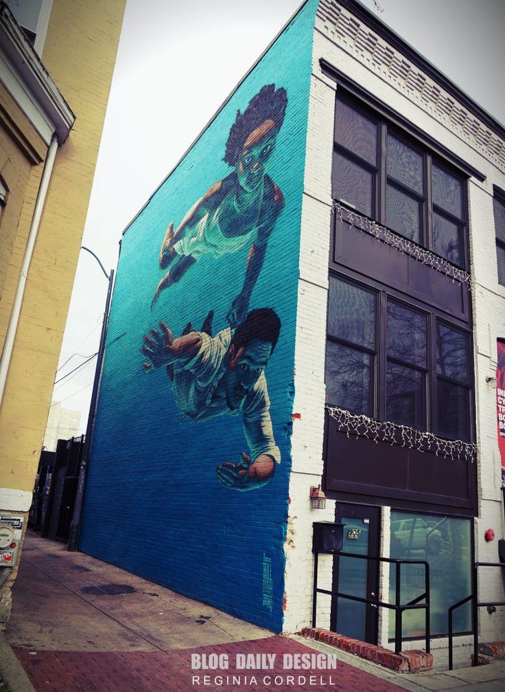 The Best Images About ᔖᎿrꆭꆭᎿ Ꮬℛʈ On Pinterest San Diego - Awesome mechanical shark mural phlegm