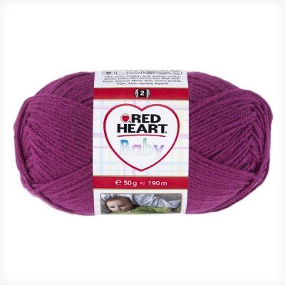 Motek: 190m/50g Wysokiej jakości włóczka firmy Red Heart  Skład włóczki: 100%…
