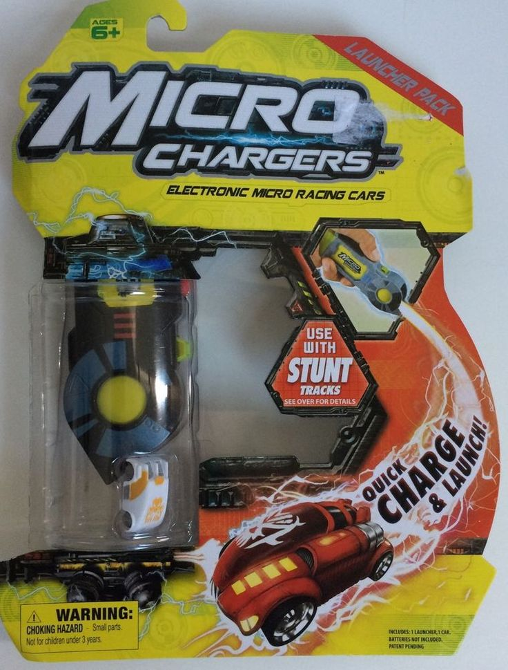 Micro Chargers Electronic Micro Racing Cars Quick Charge Launch stunt pack #moose