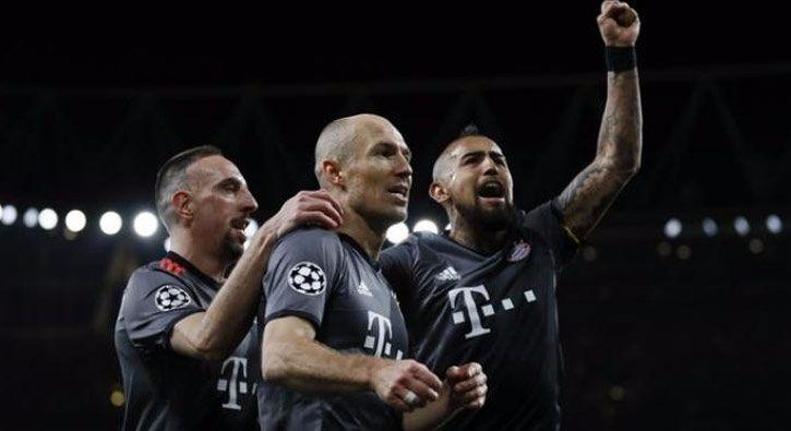 #SPOR Franck Ribery'den transfer açıklaması!: Bayern Münih'in Fransız yıldızı Franck Ribery, Bavyera ekibinin Avrupa'daki son takımı…