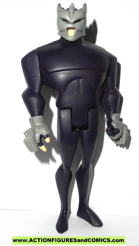 JLU Wildcat Figure Only Justice League Unlimited