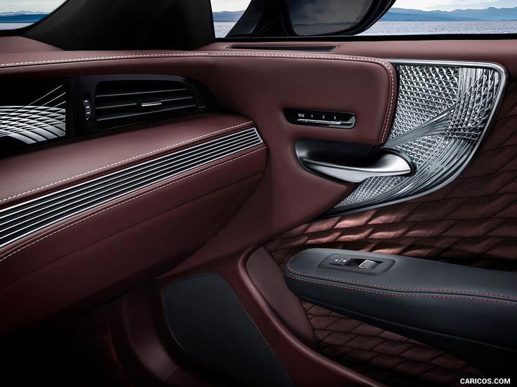 2018 Lexus LS 500h Wallpaper   Cars // Interior ...