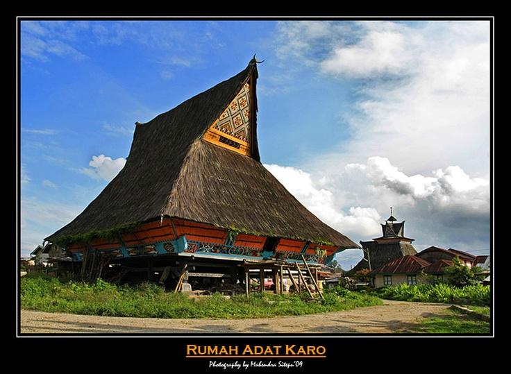 Batak Karo, sumatera utara