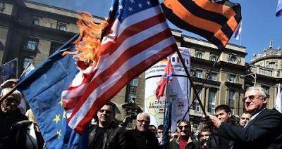 Ιστορική απόφαση στο Βελιγράδι - Η Σερβία μηνύει το ΝΑΤΟ για τους βομβαρδισμούς της Γιουγκοσλαβίας το 1999