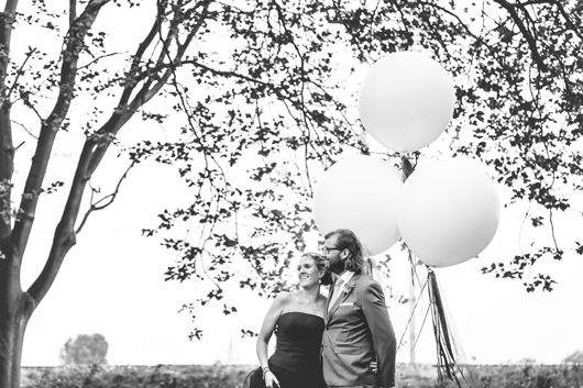 Haikje's home. A blog about decorating, design & lifestyle  #wedding #balloon #blue #bruiloft #blackweddingdress #weddingdecorations #weddingphotos #weddingshoot #blackandwhite