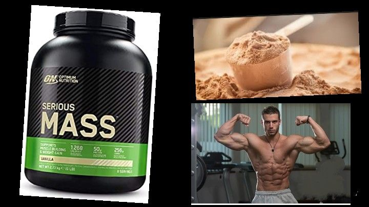 Optimum Nutrition Serious Mass Weight Gainer Protein Powder Vitamin C Zinc And Vitamin D For Immun Optimum Nutrition Calorie Dense Foods Weight Gainer
