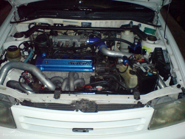 1991 TOYOTA STARLET GT GT15 turbo, new internals, PWR