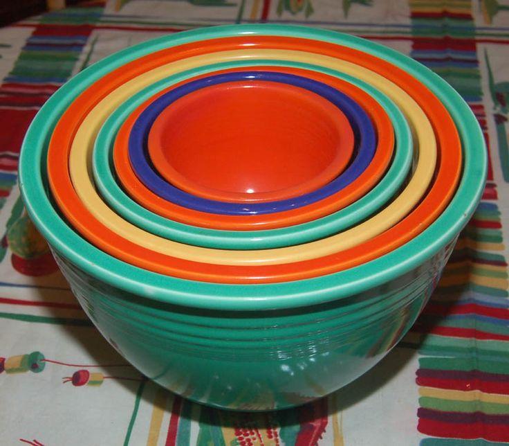308 best Fiestaware Fun! images on Pinterest   Fiesta ware, Homer ...