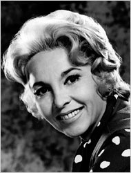Beverly Garland - (1926-2008) born Beverly Lucy Fessenden.  American actress in films and TV, businesswoman and hotel owner.