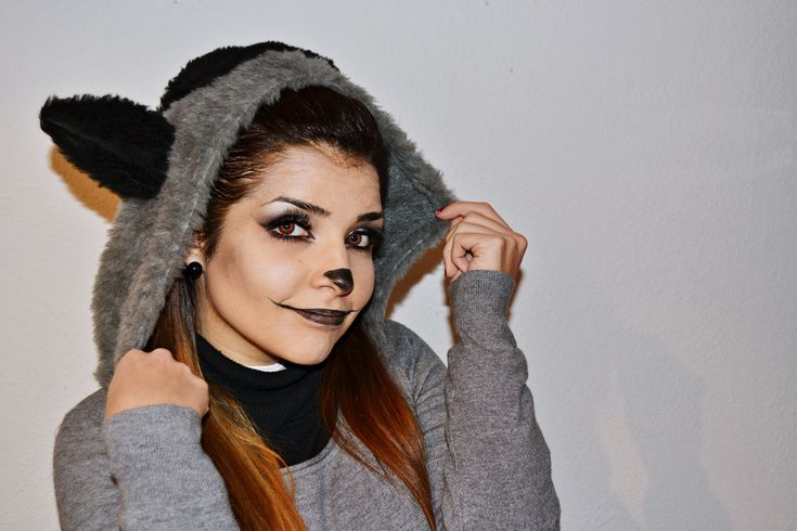 Image result for hyena makeup