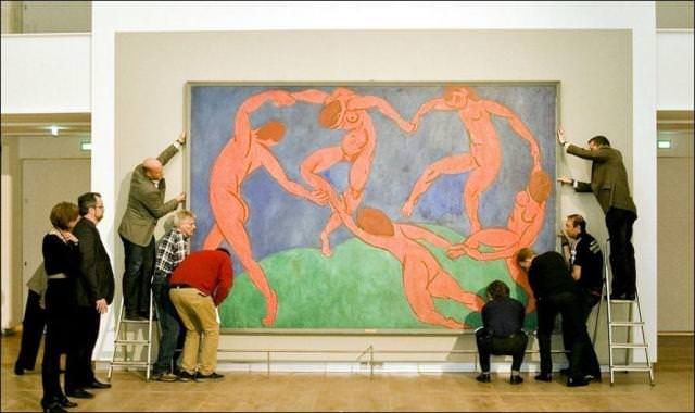 Image result for the dance matisse