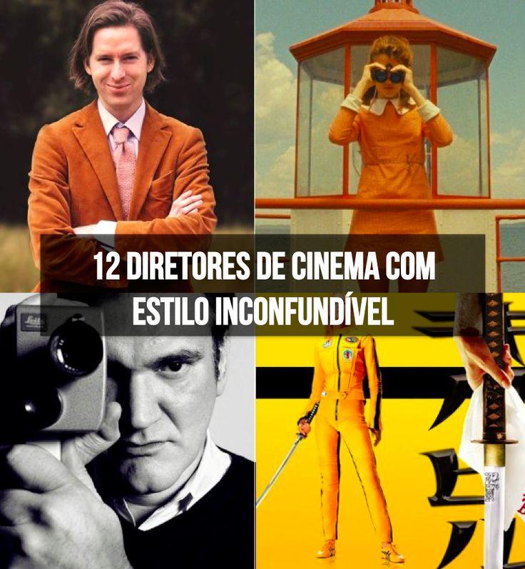Conheça 12 cineastas que colocam sua assinatura em todos os filmes