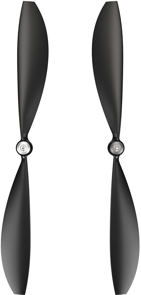 GoPro - Drone Propellers for Karma Drone (2-Pair) - Black