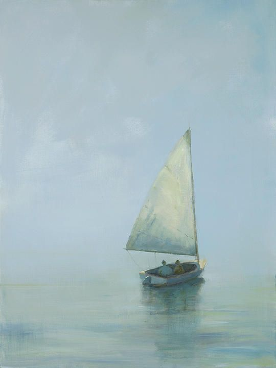 Together - Anne Packard, American Contemporary Painter
