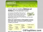 Uncle Sam is holding Millions of Dollars of Unclaimed Funds