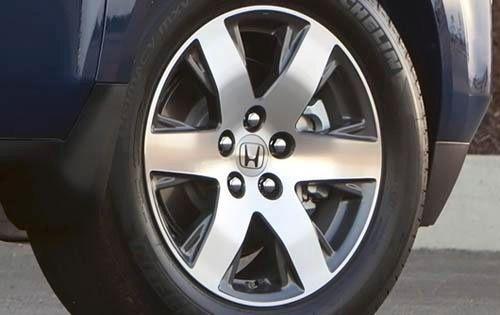 2012 Honda Pilot Touring Wheel