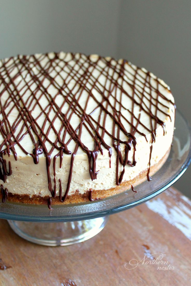Peanut Butter Cheesecake Trim Healthy Mama friendly!