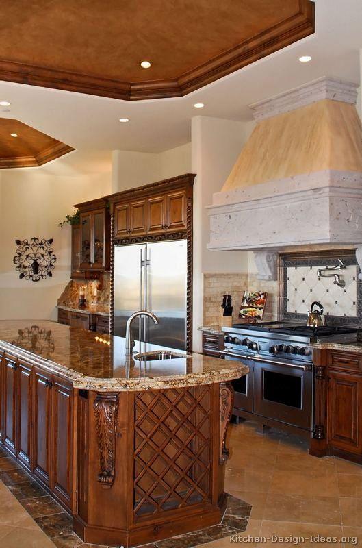 25 best ideas about tuscan kitchens on pinterest - Best kitchen designers in the world ...