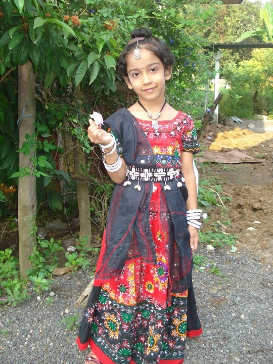 19 best images about Dress of Gujarati Girl,India. on ...