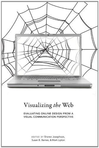 Visualizing the Web (Visual Communication) by Susan B. Barnes, http://www.amazon.com/dp/1433111454/ref=cm_sw_r_pi_dp_VFGdrb0GEC83E