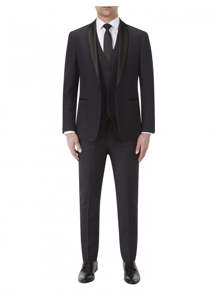 Newman Tailored Dinner Suit Jacket from Skopes - Suits | Skopes Menswear