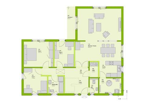 Lifestyle 17 Von Massa Haus Komplette Datenubersicht Fertighaus De Bangalos