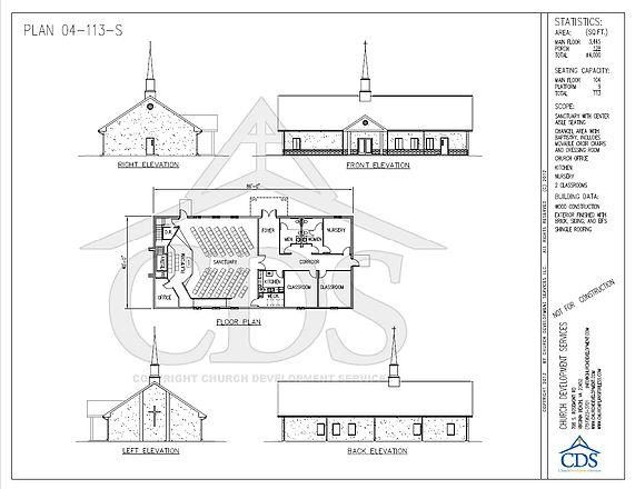 Informational church building resource, church building