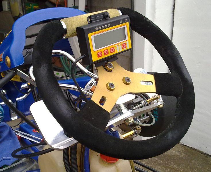 Shiftmn Mechanical Paddle Shifter Karting Kart Racing