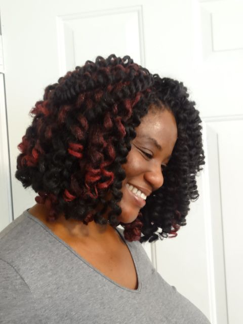 Crochet Braids Kennesaw Ga : ... Crochet Weave Styles on Pinterest Freetress bohemian, Kinky twists