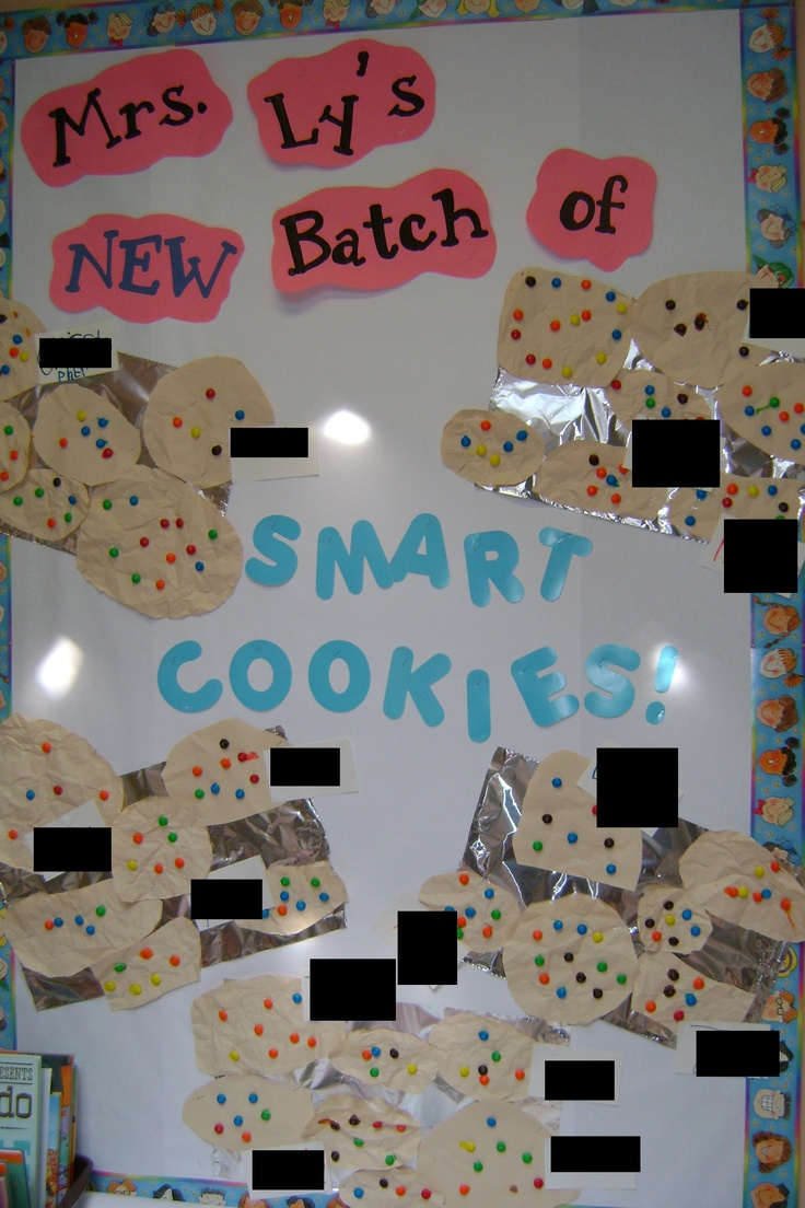 Classroom Ideas Back To School ~ Mrs ly s new batch of smart cookies bb school