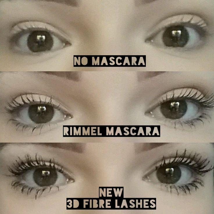 Say goodbye to false lashes say HELLO to 3D fibre lashes! 😍😍😍