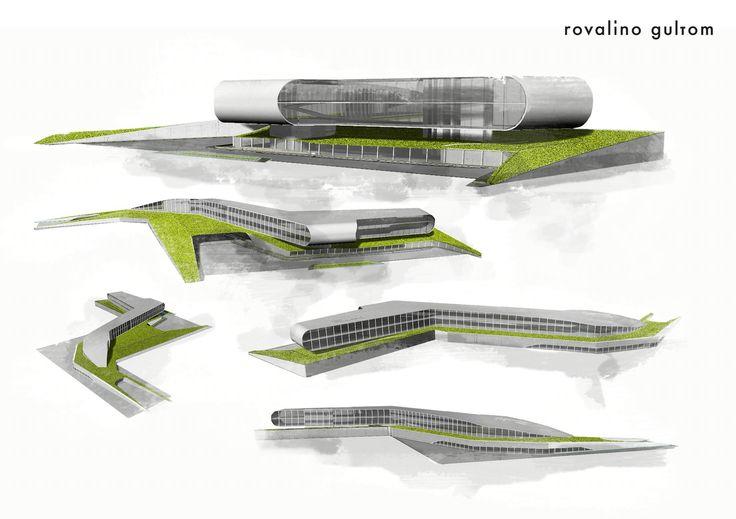 Autobahn TBS #architecture #proposal #dream #rovalinogultom