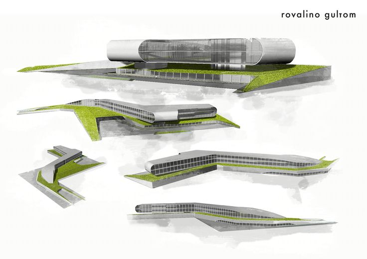 Autobahn TBS #architecture #proposal #dream #rovalinogultom