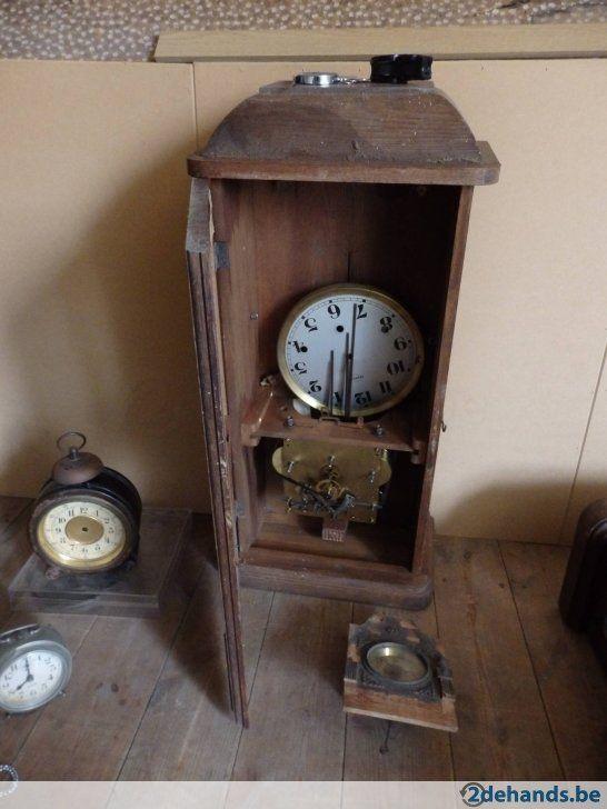 Koekoeksklokken en andere klokken. Apart of samen over te kopen.