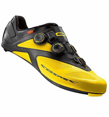 Mavic Cosmic Ultimate Rennrad Fahrrad Schuhe gelb/schwarz 20.0015: Größe: 48 - http://on-line-kaufen.de/mavic/48-eu-mavic-cosmic-ultimate-rennrad-fahrrad-gelb