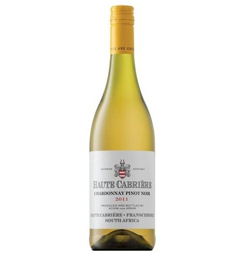 Haute Cabriére Chardonnay / Pinot Noir 2012 SA Wines Online an absolute family favorite