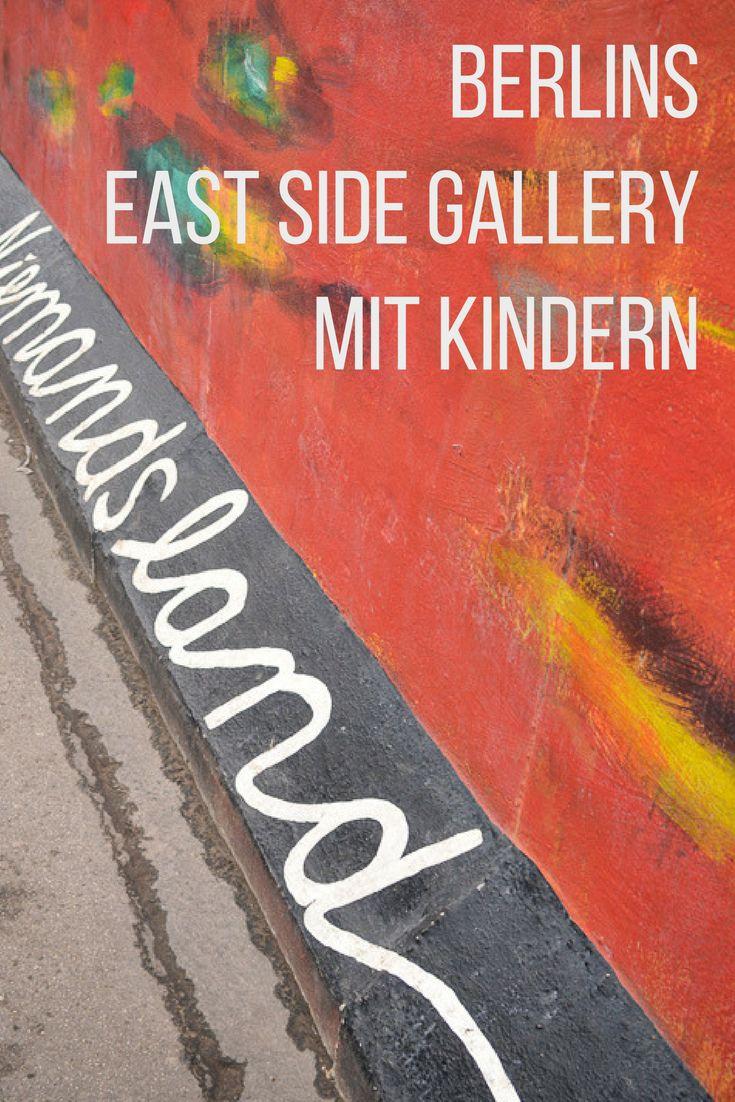 Die East Side Gallery in Berlin gehört auf jeden Reiseplan, und zwar ganz besonders, wenn man Berlin mit Kindern besuchen will. Wir erklären, warum das so wichtig ist und was man dabei alles erleben kann. #kunst #kultur #städtereise #reisenmitkind #familienreiseblog (scheduled via http://www.tailwindapp.com?utm_source=pinterest&utm_medium=twpin)