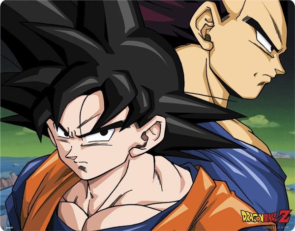 Dragon Ball Z Goku & Vegeta (iPhone skins)