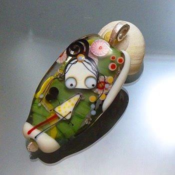 melanie moertel beads google search lampwork beadsglass