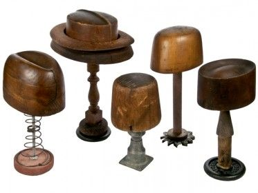 Antique hat forms