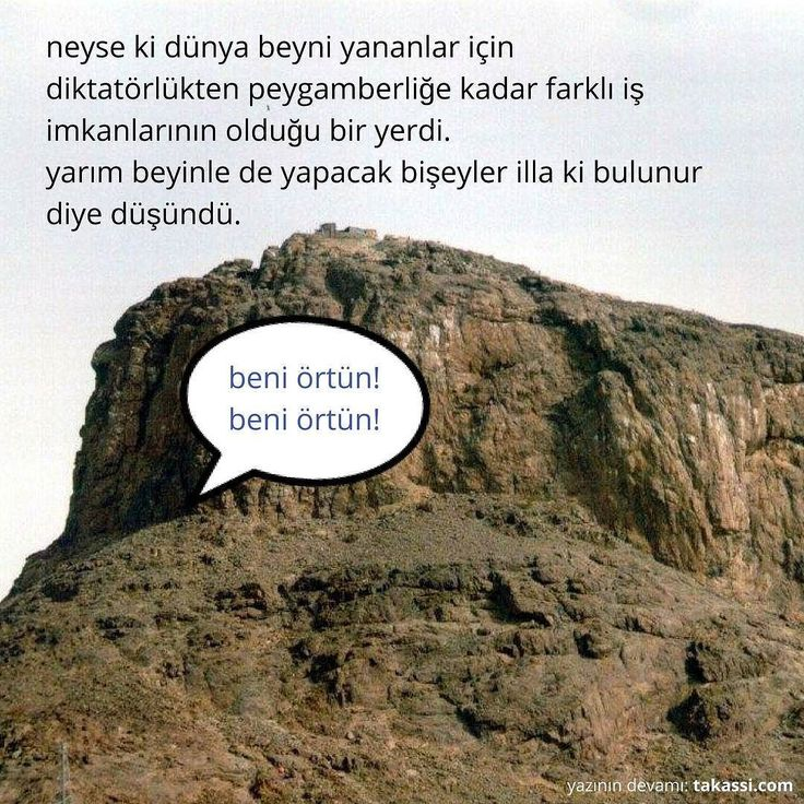yazının devamı: http://takassi.com #hira #beniortun #nuhdagi #mekke #takassi