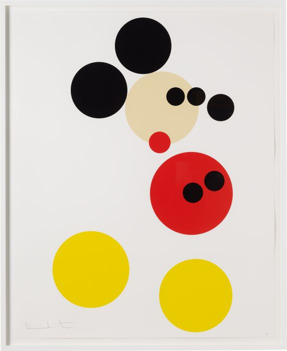 Other Criteria by Damien Hirst
