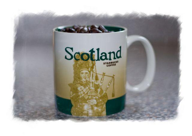 Starbucks Mugs | Starbucks Scotland Mug | Flickr - Photo Sharing!
