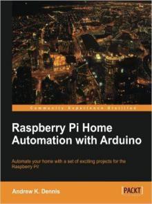 Raspberry Pi Home Automation with Arduino Pdf Download e-Book