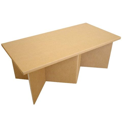 軽くて丈夫!折りたたみテーブル&ベンチ「クロス・ロー」