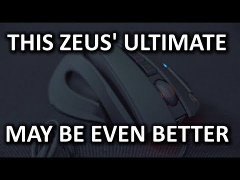 GAMDIAS ZEUS Gaming Mouse Unboxing & Overview - YouTube